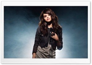 Selena Marie Gomez HD Wide Wallpaper for Widescreen