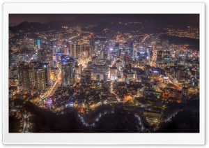 Seoul Ultra HD Wallpaper for 4K UHD Widescreen desktop, tablet & smartphone
