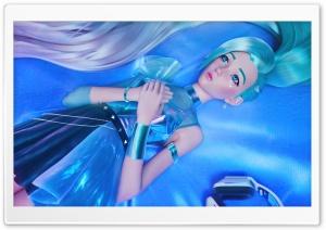 Seraphine KDA MORE Ultra HD Wallpaper for 4K UHD Widescreen desktop, tablet & smartphone
