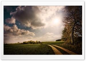 Serene Landscape HD Wide Wallpaper for 4K UHD Widescreen desktop & smartphone