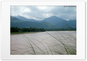 Serenity In The Eastern Ghats HD Wide Wallpaper for Widescreen