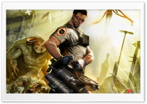 Serious Sam 3 BFE HD Wide Wallpaper for Widescreen