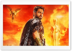 Set God of Desert Gods of Egypt HD Wide Wallpaper for 4K UHD Widescreen desktop & smartphone