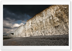 Seven Sisters, Sussex, England HD Wide Wallpaper for Widescreen