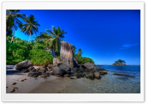 Seychelles Landscape Ultra HD Wallpaper for 4K UHD Widescreen desktop, tablet & smartphone