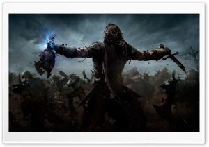 Shadow Of Mordor HD Wide Wallpaper for 4K UHD Widescreen desktop & smartphone