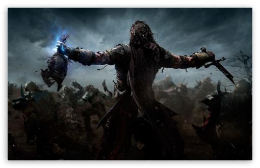 Shadow Of Mordor Wallpaper: Shadow Of Mordor 4K HD Desktop Wallpaper For 4K Ultra HD