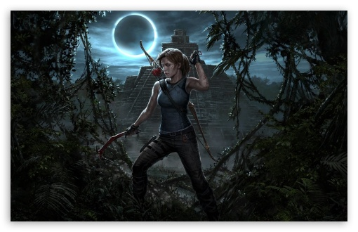Download Shadow of the Tomb Raider HD Wallpaper