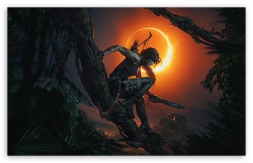 Download Shadow of the Tomb Raider 2018 Puzzle Video Game HD Wallpaper
