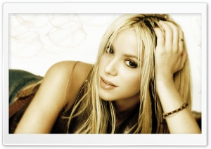 Shakira HD Wide Wallpaper for 4K UHD Widescreen desktop & smartphone