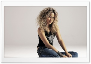 Shakira HD Wide Wallpaper for Widescreen