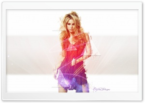 Shakira Light effects HD Wide Wallpaper for Widescreen