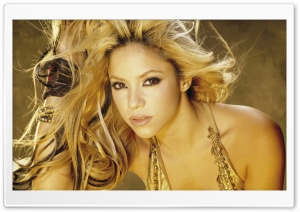 Shakira Mebarak 106 HD Wide Wallpaper for 4K UHD Widescreen desktop & smartphone