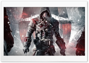 Shay - Assassins Creed Rogue HD Wide Wallpaper for Widescreen