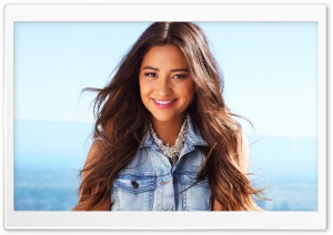 Shay Mitchell HD Wide Wallpaper for Widescreen