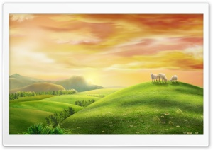Sheeps Ultra HD Wallpaper for 4K UHD Widescreen desktop, tablet & smartphone