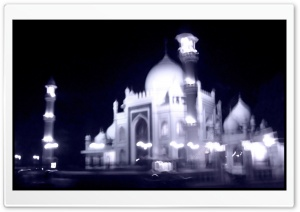 Sheikh Masjid HD Wide Wallpaper for Widescreen