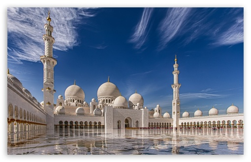 Sheikh Zayed Mosque in Abu Dhabi, United Arab Emirates ❤ 4K UHD Wallpaper for Wide 16:10 5:3 Widescreen WHXGA WQXGA WUXGA WXGA WGA ; 4K UHD 16:9 Ultra High Definition 2160p 1440p 1080p 900p 720p ; Standard 4:3 5:4 3:2 Fullscreen UXGA XGA SVGA QSXGA SXGA DVGA HVGA HQVGA ( Apple PowerBook G4 iPhone 4 3G 3GS iPod Touch ) ; Tablet 1:1 ; iPad 1/2/Mini ; Mobile 4:3 5:3 3:2 16:9 5:4 - UXGA XGA SVGA WGA DVGA HVGA HQVGA ( Apple PowerBook G4 iPhone 4 3G 3GS iPod Touch ) 2160p 1440p 1080p 900p 720p QSXGA SXGA ;