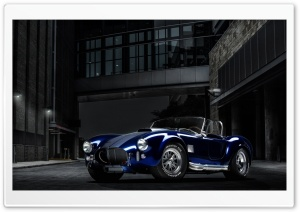 Shelby Cobra HD Wide Wallpaper for Widescreen