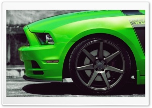 Shelby Mustang HD Wide Wallpaper for Widescreen