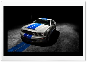 Shelby Mustang GT500KR by theCrow65 HD Wide Wallpaper for Widescreen