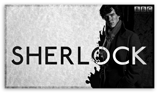 Sherlock HD wallpaper for HD 16:9 High Definition WQHD QWXGA 1080p 900p 720p QHD nHD ; Mobile 16:9 - WQHD QWXGA 1080p 900p 720p QHD nHD ;