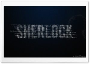 Sherlock HD Wide Wallpaper for Widescreen