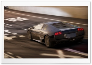 Shift 2 Unleashed, Lamborghini Murcielago LP640 HD Wide Wallpaper for Widescreen