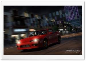 Shift 2 Unleashed, Nissan S15 Silvia Spec R HD Wide Wallpaper for Widescreen