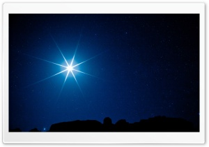 Shining Star HD Wide Wallpaper for Widescreen