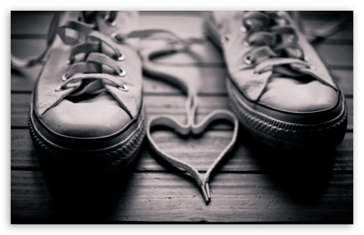 Shoelaces Heart HD wallpaper for Wide 16:10 5:3 Widescreen WHXGA WQXGA WUXGA WXGA WGA ; HD 16:9 High Definition WQHD QWXGA 1080p 900p 720p QHD nHD ; Other 3:2 DVGA HVGA HQVGA devices ( Apple PowerBook G4 iPhone 4 3G 3GS iPod Touch ) ; Mobile WVGA iPhone PSP - WVGA WQVGA Smartphone ( HTC Samsung Sony Ericsson LG Vertu MIO ) HVGA Smartphone ( Apple iPhone iPod BlackBerry HTC Samsung Nokia ) Sony PSP Zune HD Zen ;