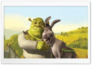 Shrek And Donkey, Shrek The Final Chapter HD Wide Wallpaper for Widescreen