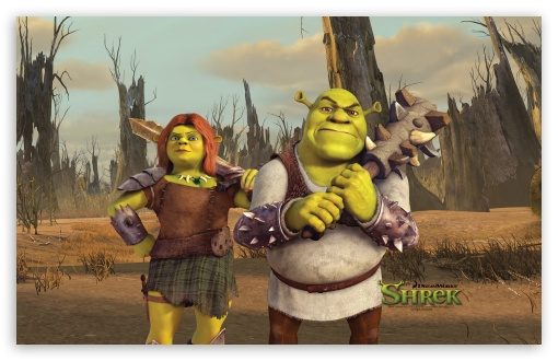 Shrek And Fiona, Shrek The Final Chapter HD wallpaper for Wide 16:10 5:3 Widescreen WHXGA WQXGA WUXGA WXGA WGA ; HD 16:9 High Definition WQHD QWXGA 1080p 900p 720p QHD nHD ; Standard 4:3 5:4 3:2 Fullscreen UXGA XGA SVGA QSXGA SXGA DVGA HVGA HQVGA devices ( Apple PowerBook G4 iPhone 4 3G 3GS iPod Touch ) ; iPad 1/2/Mini ; Mobile 4:3 5:3 3:2 16:9 5:4 - UXGA XGA SVGA WGA DVGA HVGA HQVGA devices ( Apple PowerBook G4 iPhone 4 3G 3GS iPod Touch ) WQHD QWXGA 1080p 900p 720p QHD nHD QSXGA SXGA ;