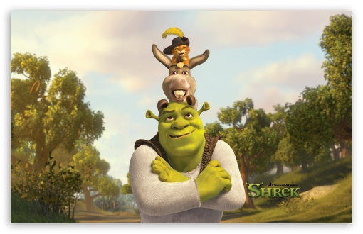 Shrek, Puss And Donkey ❤ 4K UHD Wallpaper for Wide 16:10 5:3 Widescreen WHXGA WQXGA WUXGA WXGA WGA ; 4K UHD 16:9 Ultra High Definition 2160p 1440p 1080p 900p 720p ; Standard 4:3 5:4 3:2 Fullscreen UXGA XGA SVGA QSXGA SXGA DVGA HVGA HQVGA ( Apple PowerBook G4 iPhone 4 3G 3GS iPod Touch ) ; Tablet 1:1 ; iPad 1/2/Mini ; Mobile 4:3 5:3 3:2 16:9 5:4 - UXGA XGA SVGA WGA DVGA HVGA HQVGA ( Apple PowerBook G4 iPhone 4 3G 3GS iPod Touch ) 2160p 1440p 1080p 900p 720p QSXGA SXGA ;