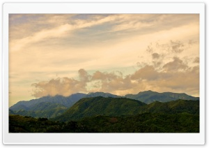Sierra Madre Mountains, Tanay, Philippines HD Wide Wallpaper for 4K UHD Widescreen desktop & smartphone