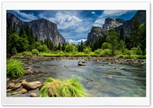 Sierra Nevada, Yosemite National Park, California, USA HD Wide Wallpaper for Widescreen