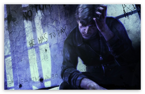 Silent Hill Downpour HD wallpaper for Wide 16:10 Widescreen WHXGA WQXGA WUXGA WXGA ;