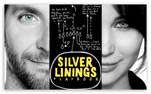 Silver Linings Playbook HD wallpaper for Wide 5:3 Widescreen WGA ; HD 16:9 High Definition WQHD QWXGA 1080p 900p 720p QHD nHD ; Mobile 5:3 16:9 - WGA WQHD QWXGA 1080p 900p 720p QHD nHD ;