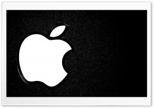 Simple Apple Logo Ultra HD Wallpaper for 4K UHD Widescreen desktop, tablet & smartphone