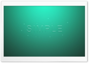 Simple Background HD Wide Wallpaper for Widescreen