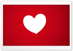 Simple Heart Ultra HD Wallpaper for 4K UHD Widescreen desktop, tablet & smartphone