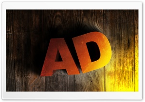 Simply AD. HD Wide Wallpaper for Widescreen
