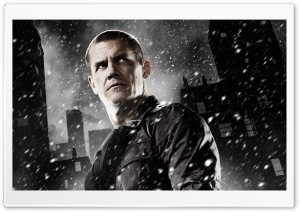 Sin City A Dame to Kill For   Josh Brolin as Dwight McCarthy HD Wide Wallpaper for Widescreen