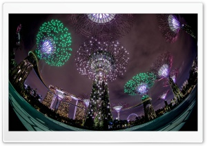 Singapore HD Wide Wallpaper for Widescreen