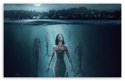 Download Siren TV Series UltraHD Wallpaper