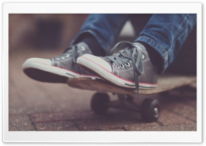 Skateboarder HD Wide Wallpaper for 4K UHD Widescreen desktop & smartphone