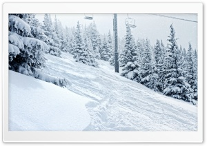 Ski Season HD Wide Wallpaper for Widescreen