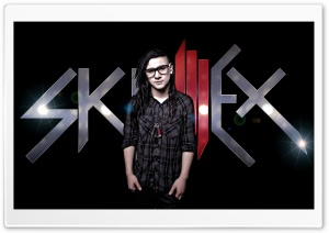 Skrillex HD Wide Wallpaper for Widescreen