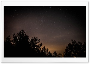 Sky Full Of Stars. Ultra HD Wallpaper for 4K UHD Widescreen desktop, tablet & smartphone