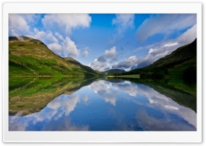 Sky Reflection Ultra HD Wallpaper for 4K UHD Widescreen desktop, tablet & smartphone